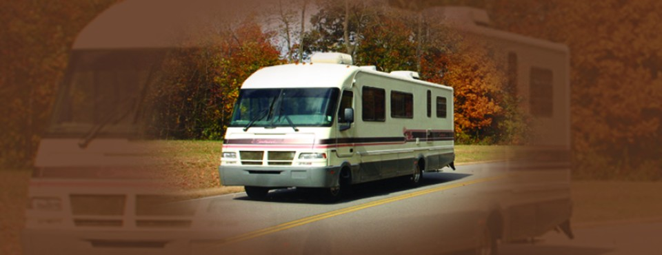 Outback RV – highway